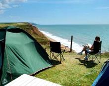 Camping-accommodation